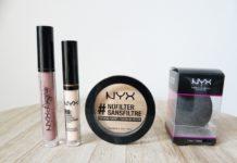 Crash test produits Nyx