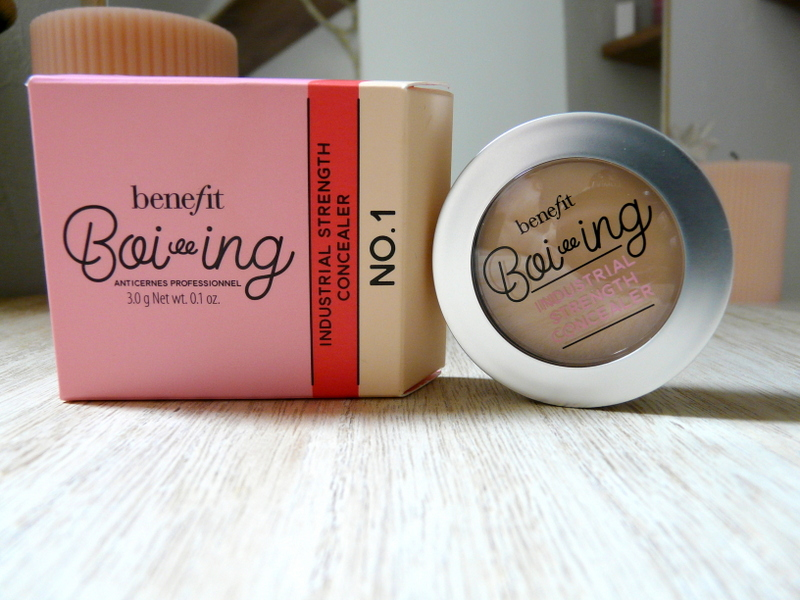 Anti-cernes Boing Benefit