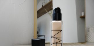 Natural Radiant Longwear Fundation - Nars