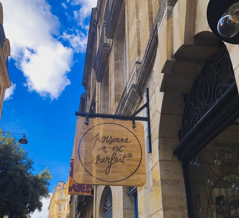 Personne n'est parfait - Bordeaux